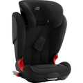 Britax KIDFIX XP - Black Series Cosmos Black