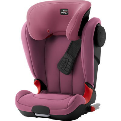Britax KIDFIX XP SICT - Black Series Wine Rose