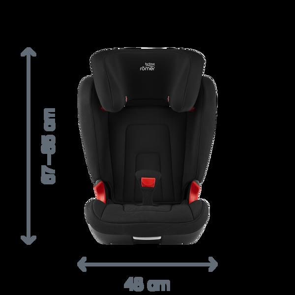 Welp KIDFIX² R - autostoeltje | Britax Römer FJ-85