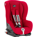Britax DUO PLUS Fire Red