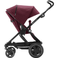 Britax BRITAX GO NEXT Wine Red Melange
