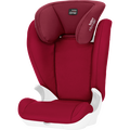 Britax Reservebekleding - KID II Flame Red